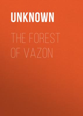 The Forest of Vazon - Unknown