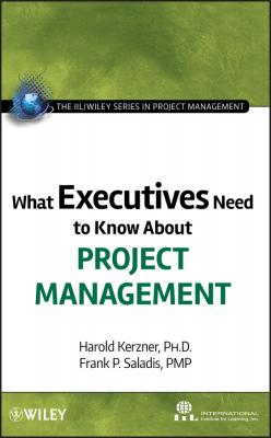 What Executives Need to Know About Project Management - Harold Kerzner, Ph.D.