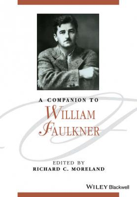 A Companion to William Faulkner - Группа авторов