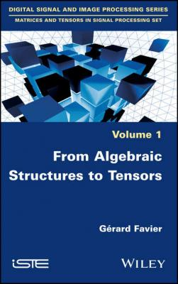 From Algebraic Structures to Tensors - Gérard Favier