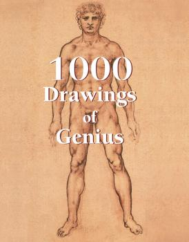 1000 Drawings of Genius - Victoria Charles The Book
