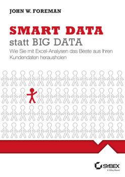 Smart Data statt Big Data - Schmidt Jutta