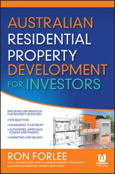 Australian Residential Property Development for Investors - Forlee Ron
