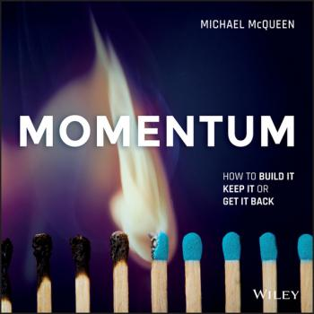 Momentum. How to Build it, Keep it or Get it Back - Michael  McQueen
