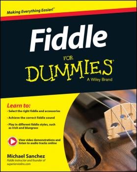 Fiddle For Dummies - Michael Sanchez John