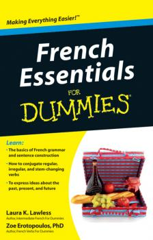 French Essentials For Dummies - Zoe  Erotopoulos