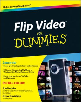Flip Video For Dummies - Joe  Hutsko