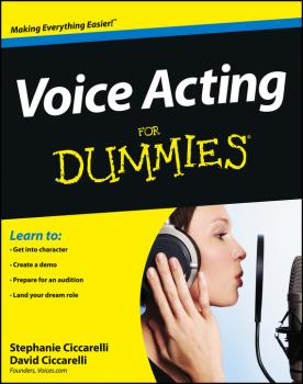 Voice Acting For Dummies - David  Ciccarelli