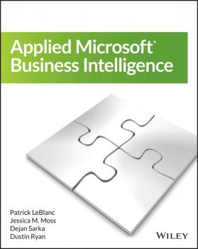 Applied Microsoft Business Intelligence - Patrick  LeBlanc