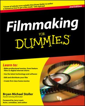 Filmmaking For Dummies - Jerry  Lewis