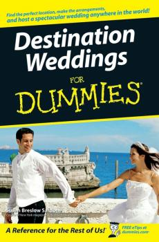 Destination Weddings For Dummies - Susan Sardone Breslow