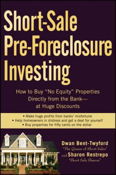Short-Sale Pre-Foreclosure Investing. How to Buy