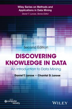 Discovering Knowledge in Data. An Introduction to Data Mining - Daniel Larose T.