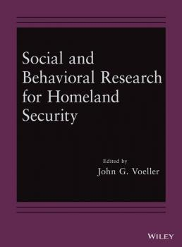 Social and Behavioral Research for Homeland Security - John Voeller G.