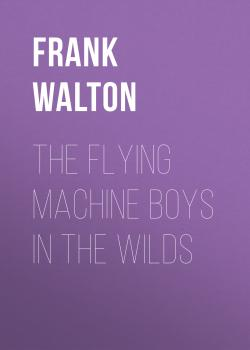 The Flying Machine Boys in the Wilds - Frank Walton