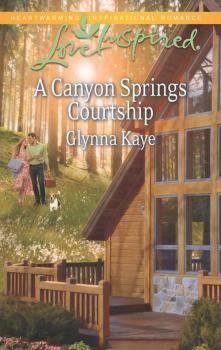 A Canyon Springs Courtship - Glynna  Kaye