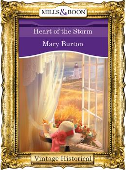Heart Of The Storm - Mary  Burton