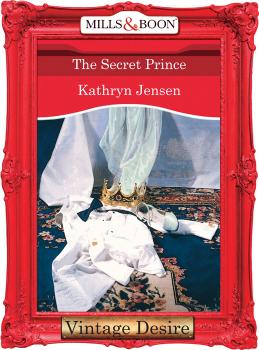 The Secret Prince - Kathryn  Jensen