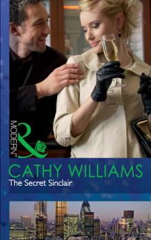 The Secret Sinclair - CATHY  WILLIAMS