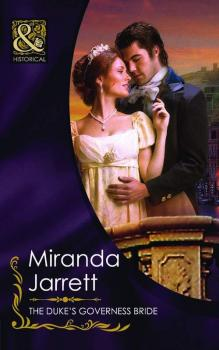 The Duke's Governess Bride - Miranda  Jarrett