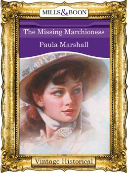 The Missing Marchioness - Paula  Marshall