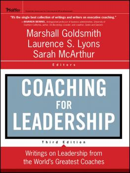 Coaching for Leadership. Writings on Leadership from the World's Greatest Coaches - Marshall Goldsmith
