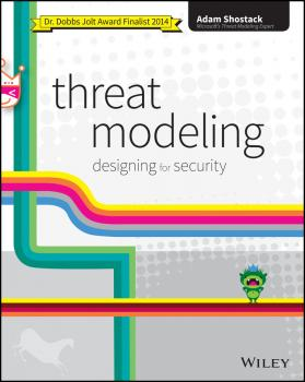Threat Modeling. Designing for Security - Adam  Shostack