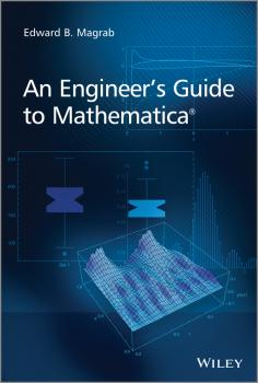 An Engineer's Guide to Mathematica - Edward Magrab B.