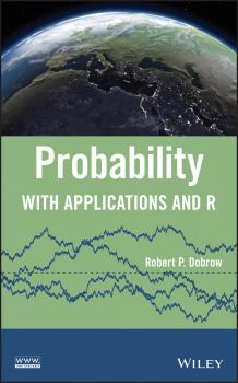 Probability. With Applications and R - Robert Dobrow P.