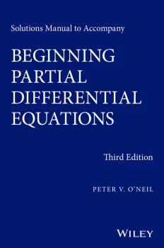 Solutions Manual to Accompany Beginning Partial Differential Equations - Peter O'Neil V.