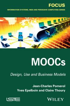MOOCs. Design, Use and Business Models - Jean-Charles  Pomerol