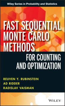 Fast Sequential Monte Carlo Methods for Counting and Optimization - Ad  Ridder
