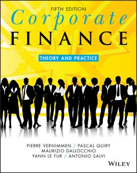 Corporate Finance. Theory and Practice - Pascal  Quiry