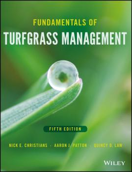 Fundamentals of Turfgrass Management - Quincy Law D.