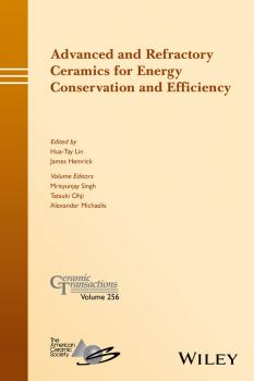 Advanced and Refractory Ceramics for Energy Conservation and Efficiency - Mrityunjay  Singh