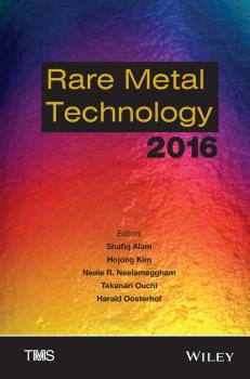 Rare Metal Technology 2016 - Harald  Oosterhof