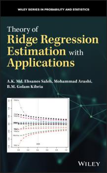 Theory of Ridge Regression Estimation with Applications - Mohammad  Arashi