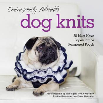 Outrageously Adorable Dog Knits: 25 must-have styles for the pampered pooch - Caitlin  Doyle