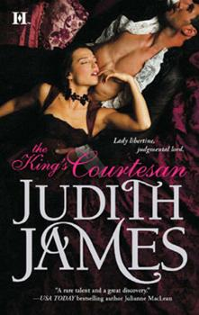 The King's Courtesan - Judith  James Mills & Boon M&B