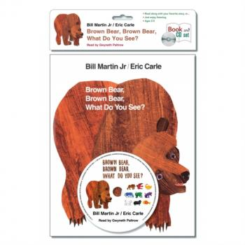 Brown Bear, Brown Bear, What Do You See? - Jr. Bill Martin Brown Bear and Friends