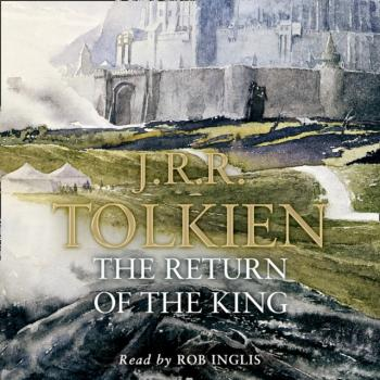 Return of the King (The Lord of the Rings, Book 3) - J. R. R. Tolkien The lord of the rings