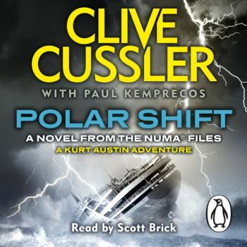 Polar Shift - Clive  Cussler The NUMA Files