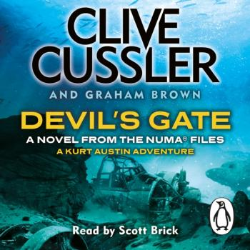 Devil's Gate - Graham  Brown The NUMA Files
