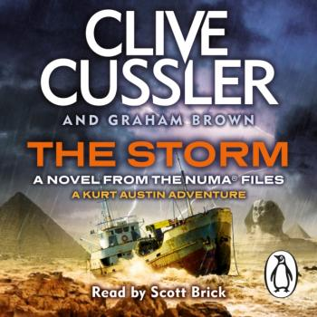 Storm - Graham  Brown The NUMA Files