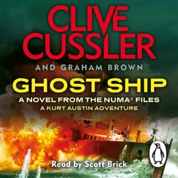 Ghost Ship - Graham  Brown The NUMA Files
