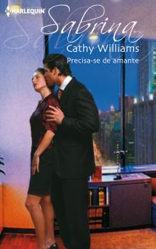 Precisa-se de amante - Cathy Williams Sabrina