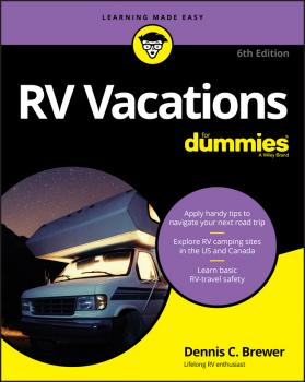 RV Vacations For Dummies - Dennis Brewer C.
