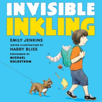 Invisible Inkling - Emily  Jenkins Invisible Inkling