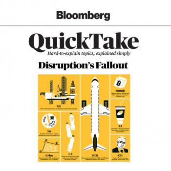 Disruption's Fallout - Bloomberg QuickTake 1 (Unabridged) - Bloomberg News