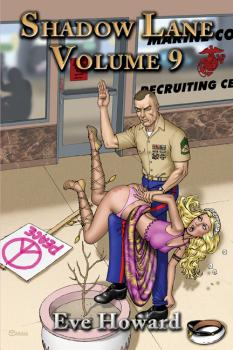 Shadow Lane Volume 9: The History of Hugo Sands and other Stories of Spanking and Love - Eve Howard Shadow Lane